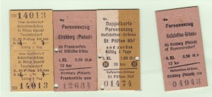 Edmonsonsche Fahrkarte